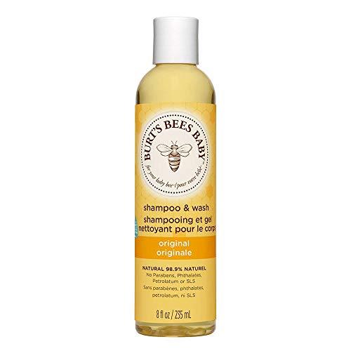 Burt\'s Bees Baby Bee Shampoo und Waschgel, 235 ml