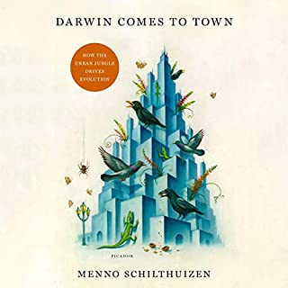 Darwin Comes to Town audiobook cover art