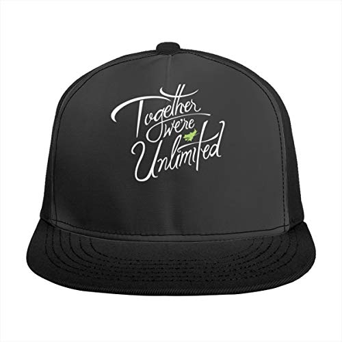 Together We 'Re Unlimited Hat Cap Classic Adjustableable
