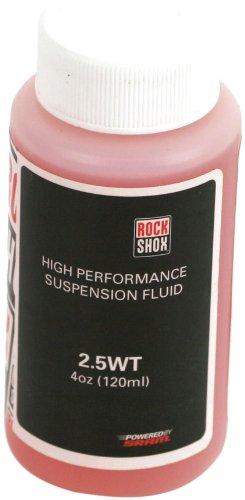 RockShox Suspension Gabelöl, rot, 45 x 34 x 36 cm
