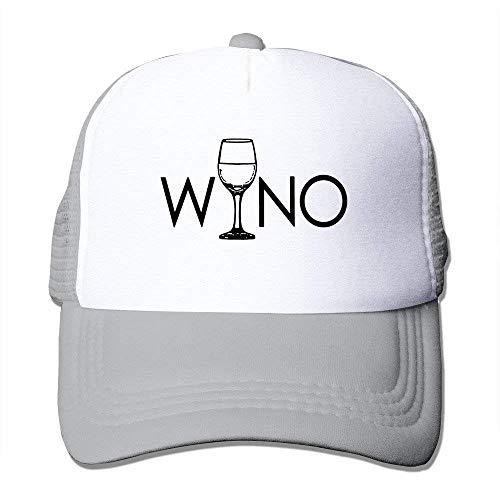 N - A Black Wino Wine Beer Beber Humor Party Sombrero de béisbol unisex