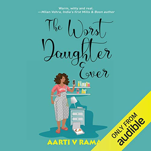 The Worst Daughter Ever cover art