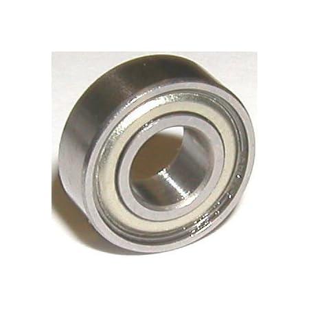 8x19x6mm Metric Metal FLANGE Ball Bearing 8*19*6 F698z 25pcs F698zz