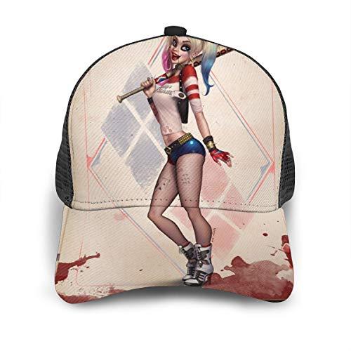 41Yl-fvXLlL Harley Quinn Baseball Caps