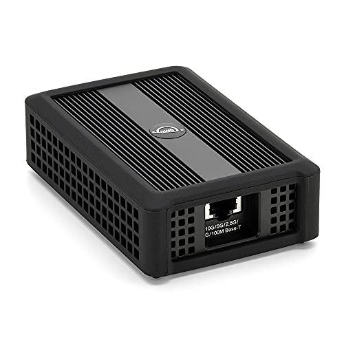 【国内正規品】OWC Thunderbolt 3 10G Ethernet Adapter (OWC サンダーボルト3 10G イーサネット アダプタ) Thunderbolt 3 / 10GbE / Mac/PC