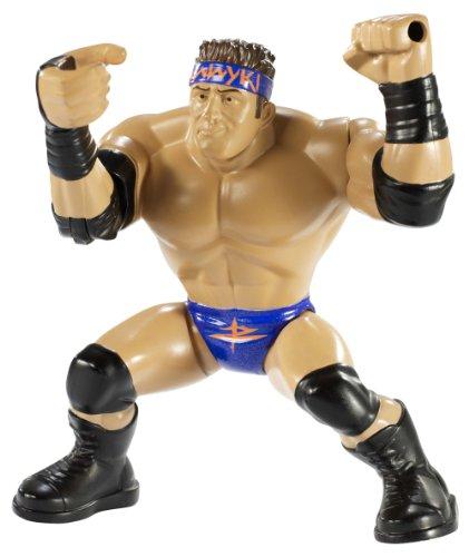 Mattel WWE Power Slammers Zach Ryder Figure