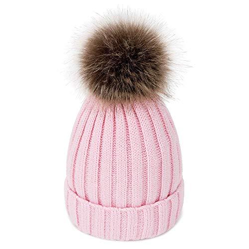 HCZPQJAUI Winter Damen Mütze Stricknadeln Kappe