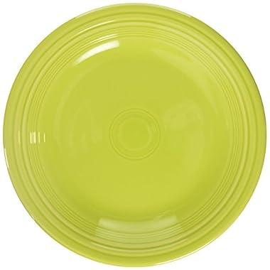Fiesta 10-1/2-Inch Dinner Plate, Lemongrass