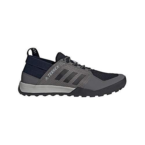 adidas Terrex Daroga H.RDY, Zapatillas de Senderismo Unisex Adulto, AZUREA/NEGBÁS/Gricua, 49 1/3 EU