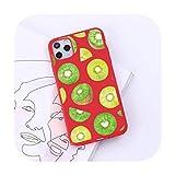 Dibujos animados verano fruta moda diseño lujo teléfono móvil caso caramelo color para iPhone 6 7 8 11 12 s mini pro X XS XR MAX Plus-a5-iPhone11PROMAX