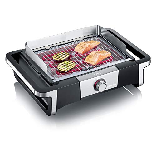 Severin PG 8112 Style Grill, Carcasa SafeTouch, 2500 W,