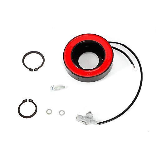 OUKANING Magnetkupplung Klimakompressor Riemenscheibe Magnetspule 6SBU14C 7SBU17C