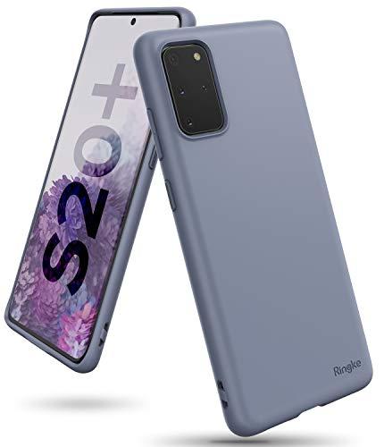 Ringke Air-S Diseñado para Funda Samsung Galaxy S20 Plus, Delgada Ligera Carcasa Galaxy S20+ Protección Resistente Impactos TPU Funda para Galaxy S20 Plus (2020) - Lavender Gray