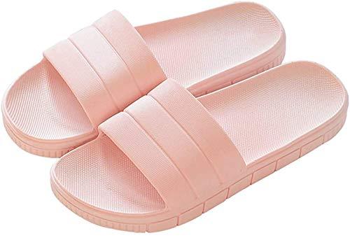 Dusch- & Badeschuhe für Herren Hausschuhe Sommer Sandalen Damen Latschen Indoor Outdoor Pantoletten rutschfest Gartenschuhe Strand Aqua Schuhe Slippers