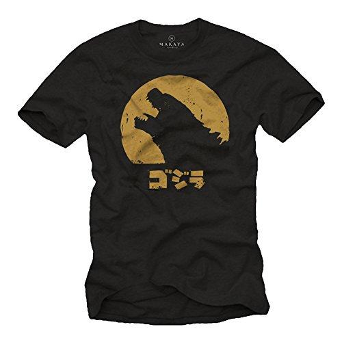 Godzilla T-Shirt 2014 für Herren Größe XXXL