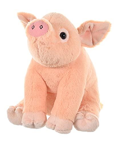 Wild Republic Pig Baby Plush, Stuffed Animal, Plush Toy, Gifts for Kids, Cuddlekins 12 Inches