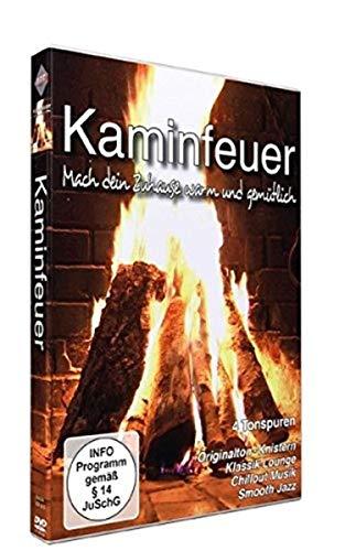 Kaminfeuer - Mach dein Zuhause warm und gemütlich [2 DVDs]