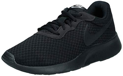 Nike Damen WMNS Tanjun Laufschuhe, Schwarz (Black/White 002), 38 EU