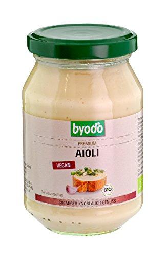 Byodo Bio Aioli, vegan, 250 ml (1 x 250 ml)