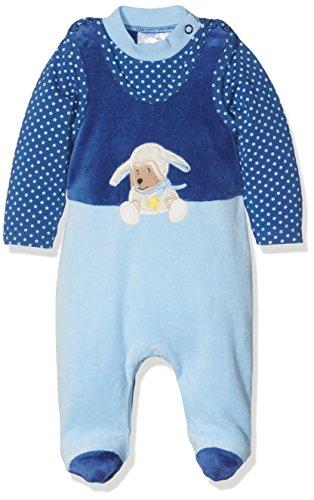 Sterntaler Sterntaler Strampler-Set Nicki Stanley, Alter: 0-2 Monate, Größe: 50, Blau