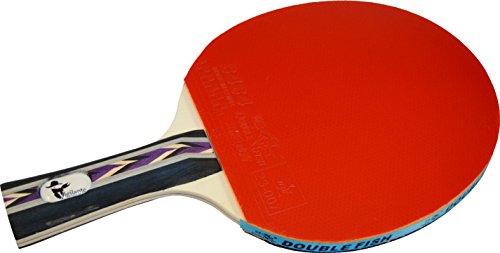 Vigilante Collision Table Tennis Paddle + Case 2015 ELITE Series