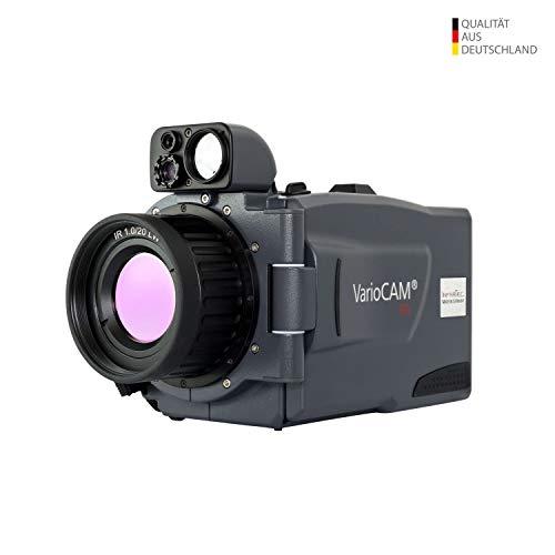 VarioCAM® HDx 625/20 mm, Wärmebildkamera, Thermografiekamera, 640 x 480 IR-Pixel