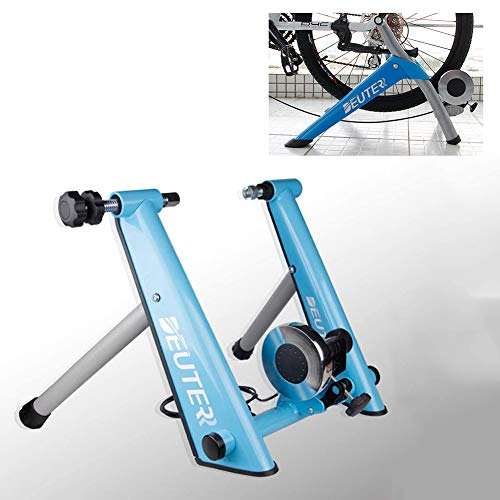 HyXia Bike Magnetic Turbo Trainer Home Trainer Pliable Ajustable Indoor Mountain and Road Bicycles Fixed Gear Trainer