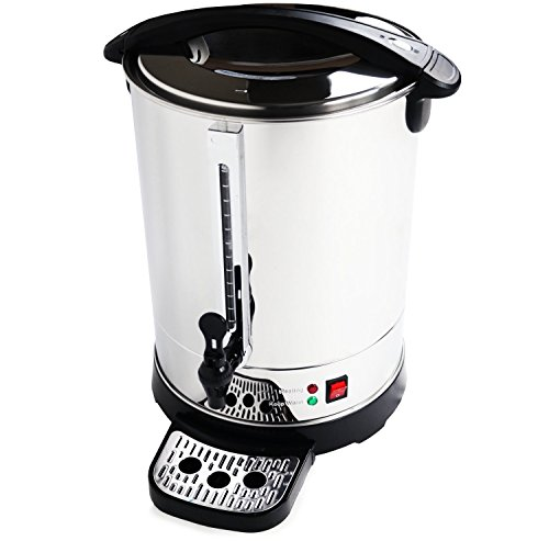 Oypla Electrical 30L Catering Hot Water Boiler Tea Urn Coffee