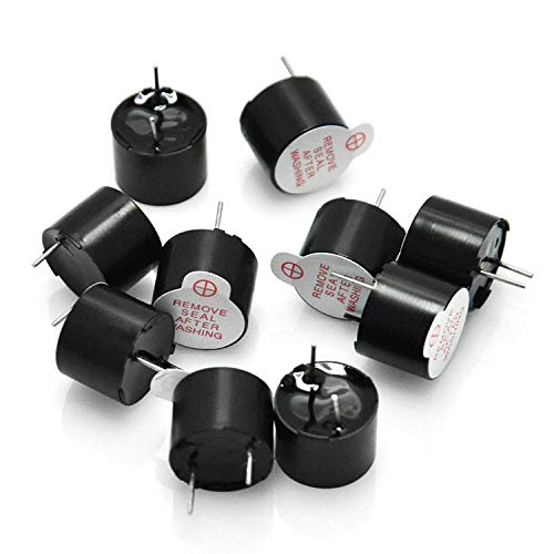 10pcs/lot 3V Active Buzzer Alarm 9x5.5MM 0955 3 V Mini Active Piezo Buzzer Fit for Arduino Buzzers 9MM*5.5MM TMB09A03