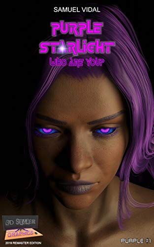 Purple Starlight: Purple #1: Who Are You?_2019 Remaster Edition