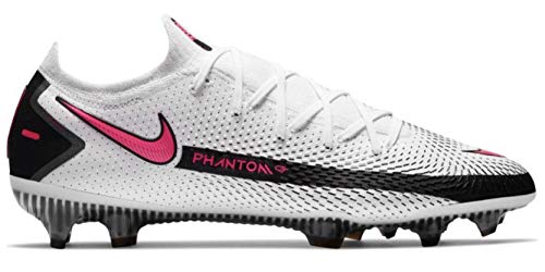 Nike Phantom GT Elite Firm Ground Soccer Cleat (Numeric_7) White