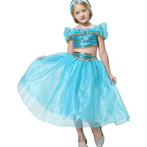 SMACO meisje kostuum prinses jurken avond jurk halloween cosplay gek jurk verjaardag partij aankleden