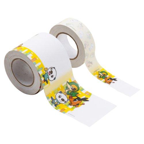 Pokémon Center Original Roll Sticky Notes Petit BW