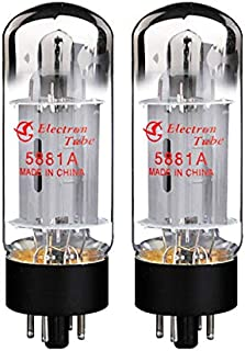 New Tested Matched Pair 5881 ShuGuang Amplifier Power Vacuum Tubes Guitar Valve preamplifier Audio Replace 6L6 6L6GC 6L6WGC 6P3S 6L6WGB 5881WXT Original Box