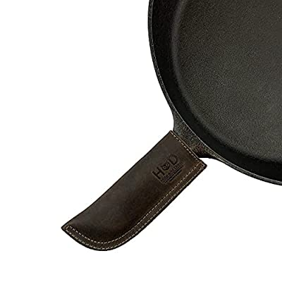 Hide & Drink, Leather Hot Handle, Panhandle Potholder