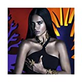Adriana Lima berühmtes sexy Modell, Leinwand-Poster,