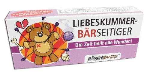 BärenBande Traubenzucker Liebeskummer-BÄRseitiger vom OBÄRarzt
