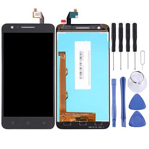 Dmtrab Pantalla LCD y Montaje Completo de digitalizador para Lenovo C2 / K10A40 (Negro) Pantalla LCD (Color : Black)
