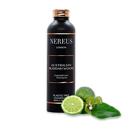 Nereus London Australian Buddha-Wood and Bergamot Shampoo - 250 ml