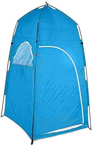 Portable Privacy Tent,Toilet Tent, Pop Up Privacy Shower Tent Camping Toilet Tent Changing Room Rain Shelter With Window With Carrying Bag, Portable Outdoor Camping Sun Shelter Camp Toilet Changin
