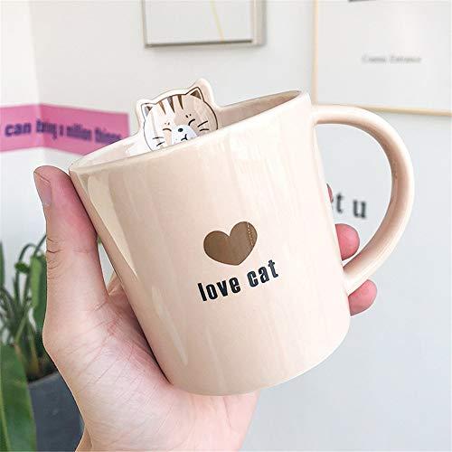 TLLW - Taza de caricatura, taza personalizada, tazas divertidas, tazas, tazas, taza de cumpleaños, para regalos de oficina en el hogar