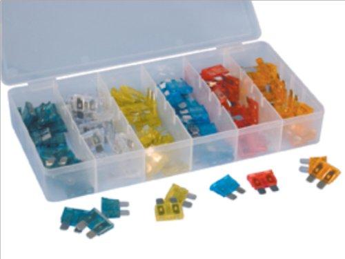 ATD Tools 364 120-Piece Car Fuse Assortment
