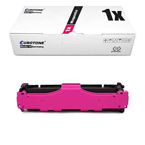 1x Eurotone kompatibler Toner für HP Color Laserjet CP 2024 2025 2026 2027 X DN N ersetzt CC533A 304A
