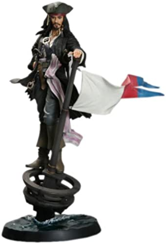 buen precio Pirates of of of the Caribbean Jack Sparrow (non-scale PVC painted simple assembly kit) (japan import)  caliente