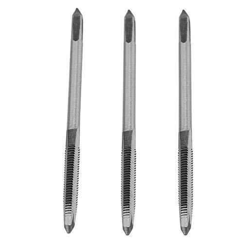 Macho de roscar, macho de roscar a mano, acero transparente para cojinetes(M4)