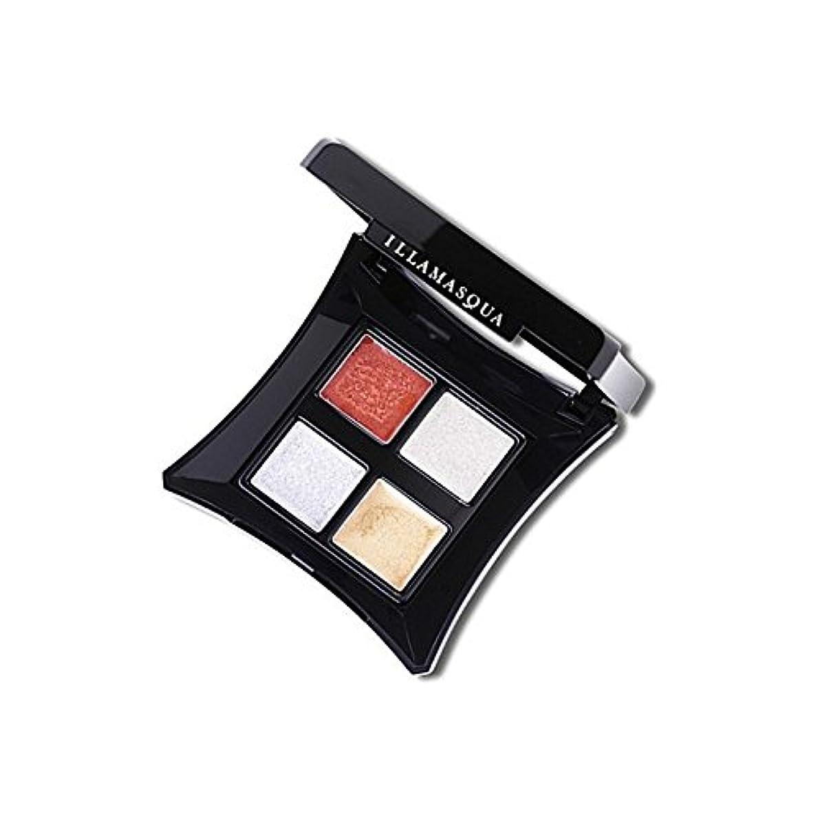 気がついてインストール減らすIllamasqua Four Colour Liquid Metal Palette (Pack of 6) - 4色の液体金属パレット x6 [並行輸入品]