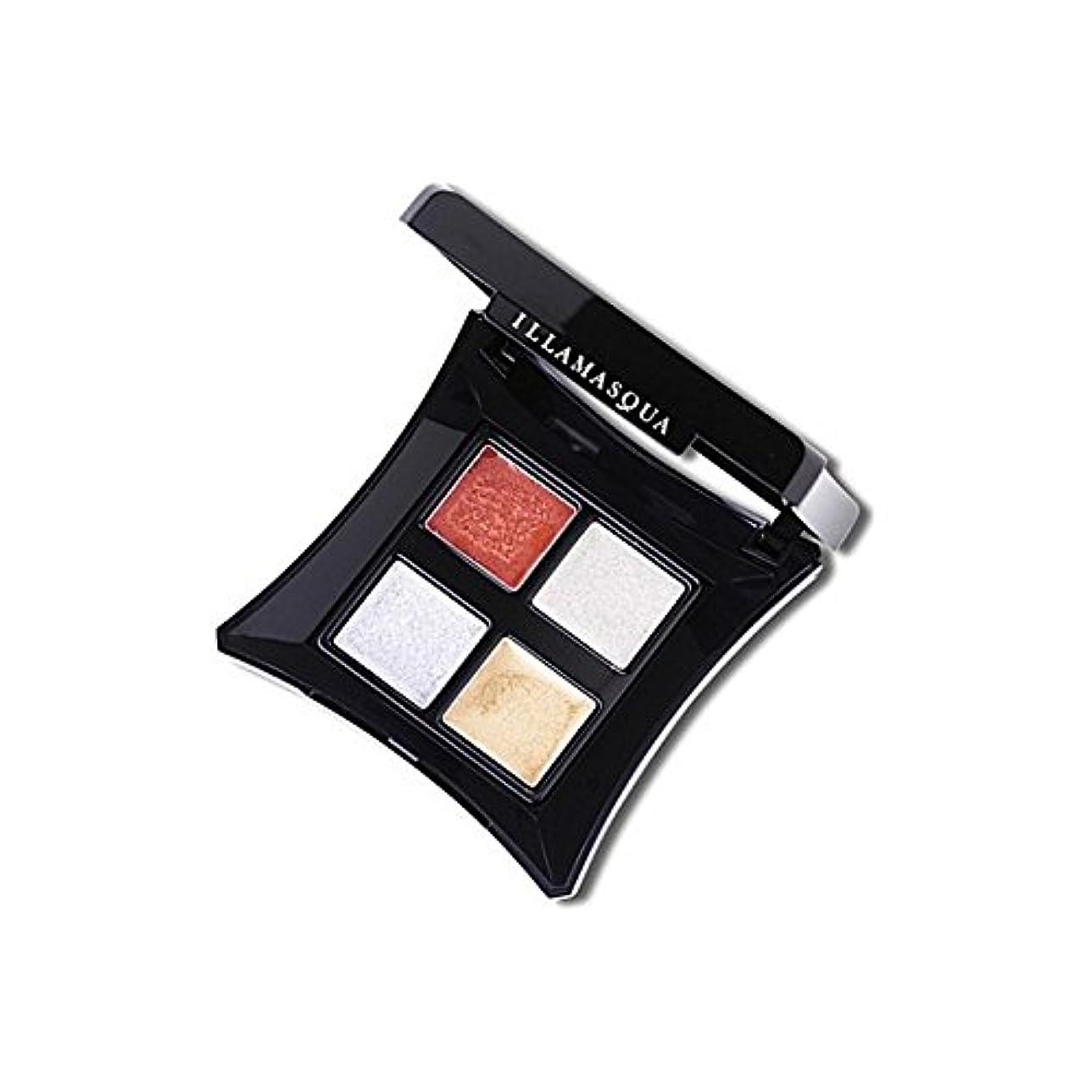 擬人化散歩メーターIllamasqua Four Colour Liquid Metal Palette (Pack of 6) - 4色の液体金属パレット x6 [並行輸入品]