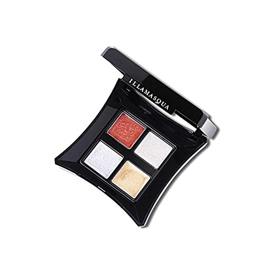 くしゃみ数学者放射性4色の液体金属パレット x2 - Illamasqua Four Colour Liquid Metal Palette (Pack of 2) [並行輸入品]