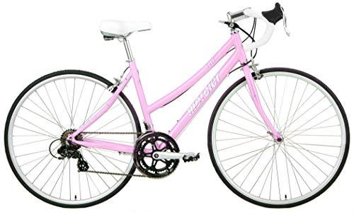 Mercier Elle Sport Womens Specific Road Bike 14 Speed (Nail Pink, 50cm - Fits Most Riders 5