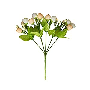 Funlife-ShopLuxury Big Artificial Africa Protea Cynaroides Silk King Flowers Branches Fake Flores for Home Decoration Wreath Plants Floral-Style A